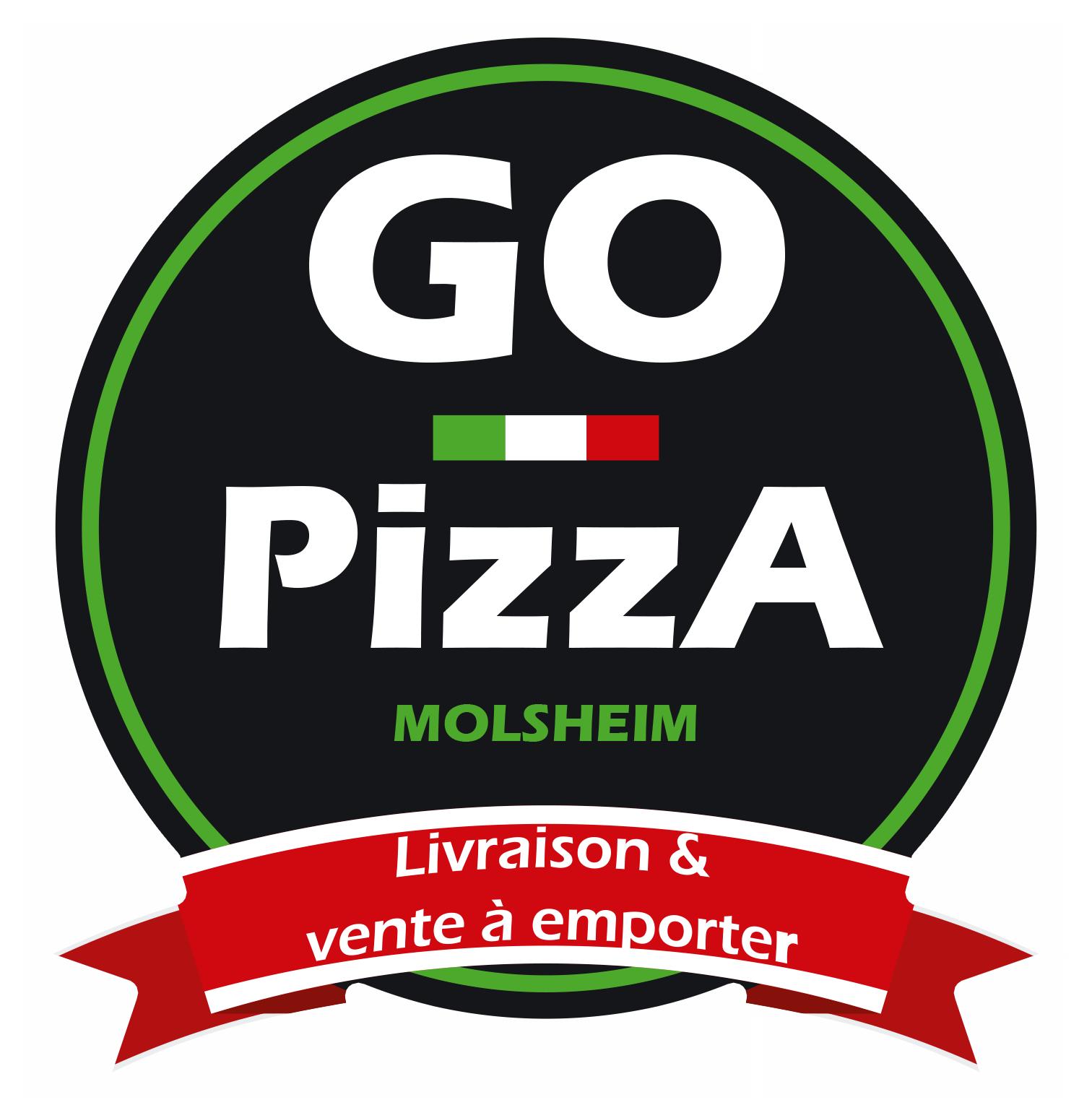 Go pizza Molsheim Logo
