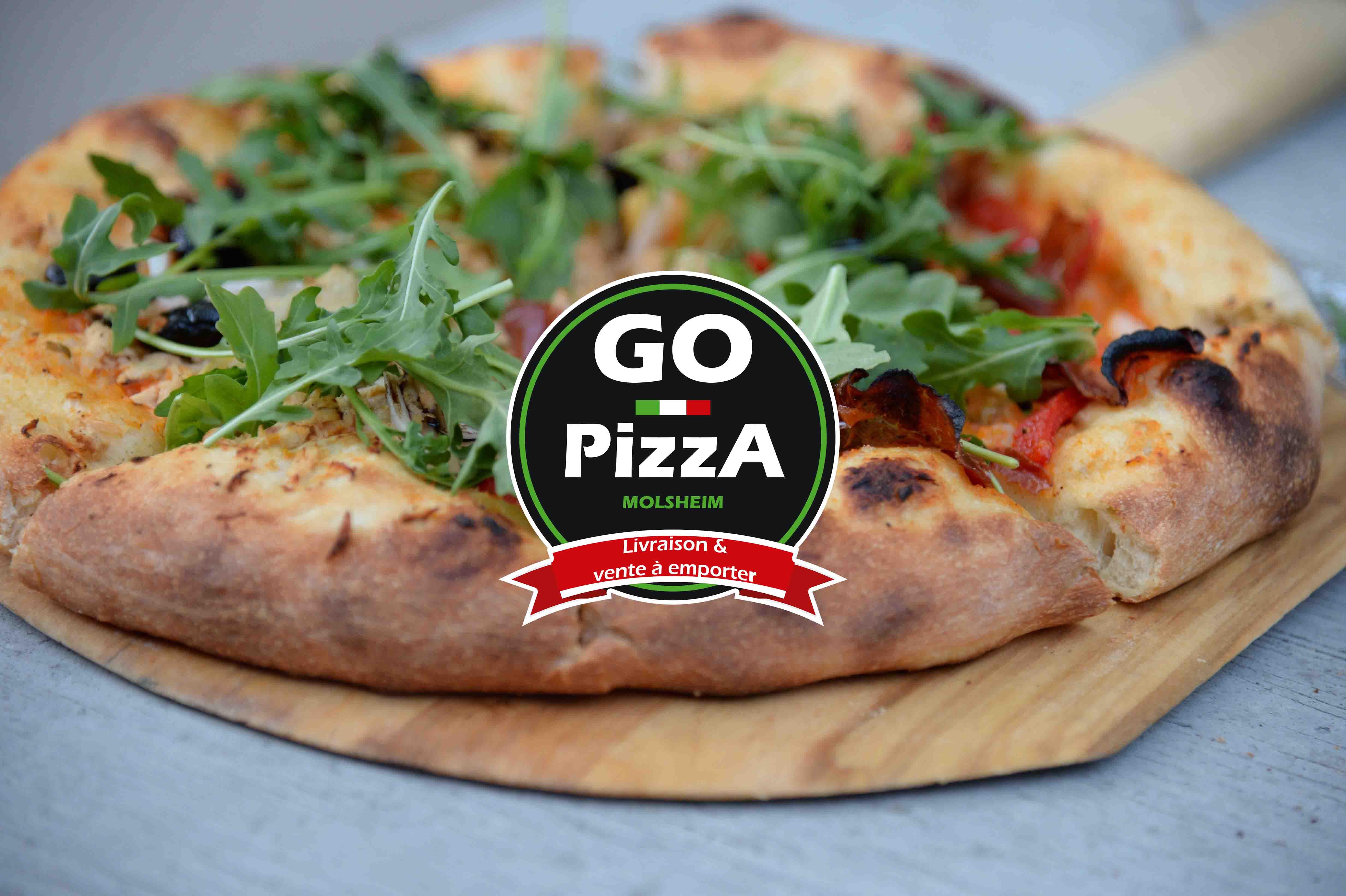 Go pizza molsheim